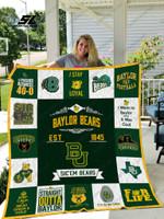 Baylor Bears Quilt Blanket 01