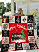 The Beatles Quilt Blanket 01182