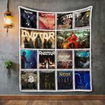 Avatar Album Covers Quilt Blanket