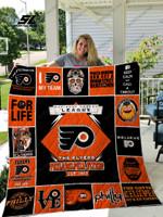 Nhl – Philadelphia Flyers Quilt Blanket