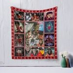 Michael Jackson Thriller Quilt Blanket