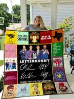 Letterkenny Quilt Blanket 02