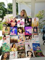 Katy Perry Quilt Blanket For Fans Ver 25