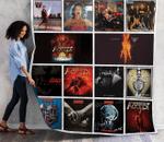Accept Albums Quilt Blanket Ver14