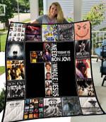 Bon Jovi Band Quilt Blanket