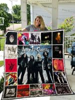 Alice In Chains Albums Cover Poster Quilt Blanket