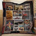 Hot Rod Washable Handmade Quilt Blanket