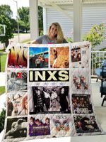 Inxs Quilt Blanket 01