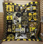 Boston Bruins Quilt Blanket 10