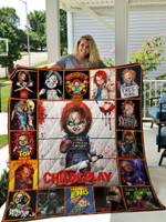 Child's Play Quilt Blanket