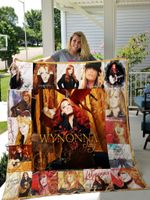 Wynonna Judd Albums Quilt Blanket For Fans Ver 17