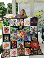 Big Trouble In Little China Quilt Blanket