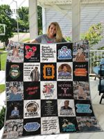 Tv Show Friends Quilt Blanket All Season Plus Size Quilt Blanket