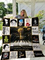 Amadeus T-Shirt Quilt Blanket