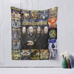 Blind Guardia Quilt Blanket