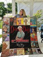 Doris Day Quilt Blanket 02