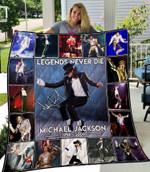 Michael Jackson New Quilt Blanket