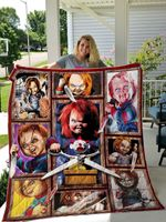 Childs Play Quilt Blanket