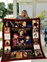 Willie Nelson Quilt Blanket