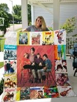 The Monkees Quilt Blanket For Fans Ver 17