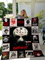 Friday The 13th Quilt Blanket For Fans Ver 17-3