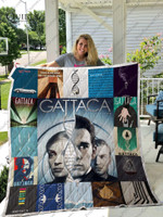 Gattaca Quilt Blanket