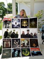 Static-X Albums Quilt Blanket Ver14
