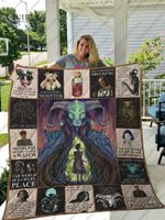 Pan's Labyrinth Quilt Blanket – Ver.0117