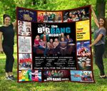 The Big Bang Theory – Quilt Blanket
