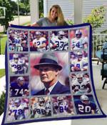 Bc – Dc Legends Quilt Blanket