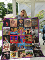 James Brown Quilt Blanket For Fans Ver 25