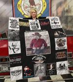 Urban Cowboy Quilt Blanket For Fans Ver 17-2