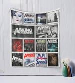 Asking Alexandria Quilt Blanket