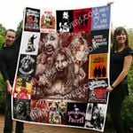 The Devil's Rejects Quilt Blanket