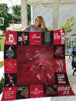 Michael Jordan Quilt Blanket 01