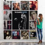 Lou Reed Compilations Albums Quilt Blanket For Fans Ver 13