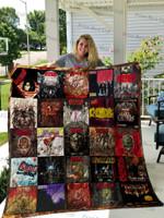 Kreator Albums Cover Poster Quilt Blanket Ver 2