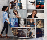 Keith Urban Albums Quilt Blanket 01