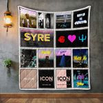 Jaden Smith Album Covers Quilt Blanket