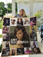 Amy Macdonald Albums Quilt Blanket For Fans Ver 17
