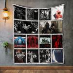 Bethlehem Album Covers Quilt Blanket