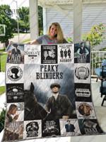 Peaky Blinders Quilt Blanket Ver17