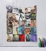 Ricky Martin Quilt Blanket