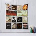 August Burns Red Quilt Blanket