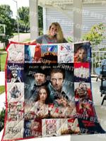 Les Miserables Poster Quilt Blanket
