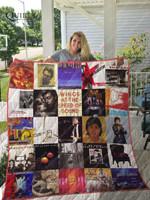 Paul Mccartney Quilt Blanket For Fans Ver 25