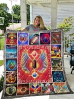 Journey Albums Cover Poster Quilt Blanket Ver 2