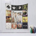 Kings Of Leon Quilt Blanket