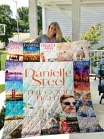 Danielle Steel Quilt Blanket 0983