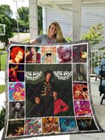Jimi Hendrix Albums Cover Poster Quilt Blanket